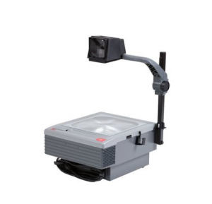 3M 9100 Overhead Projector. A popular type of projection hardware in K-12 classrooms until the early 2000's