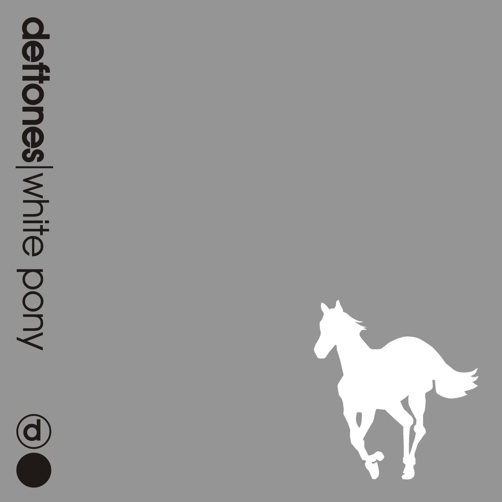 T shirt deftones white pony - 15 Years Of White Pony