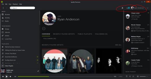 SpotifyUseAcct