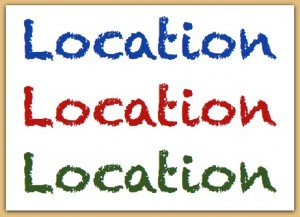 choosing content location can be critical to funneling your audience properly